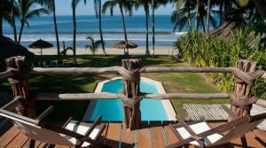Casa las Palapas Beach